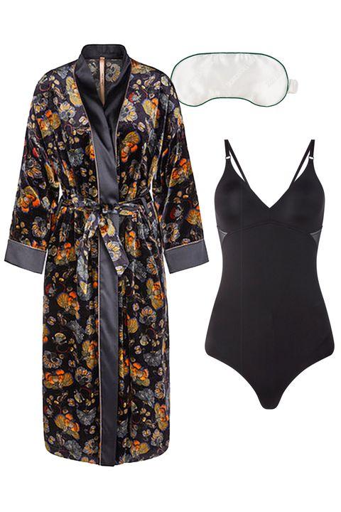 Pyjama + lingerie shopping fall winter 2018