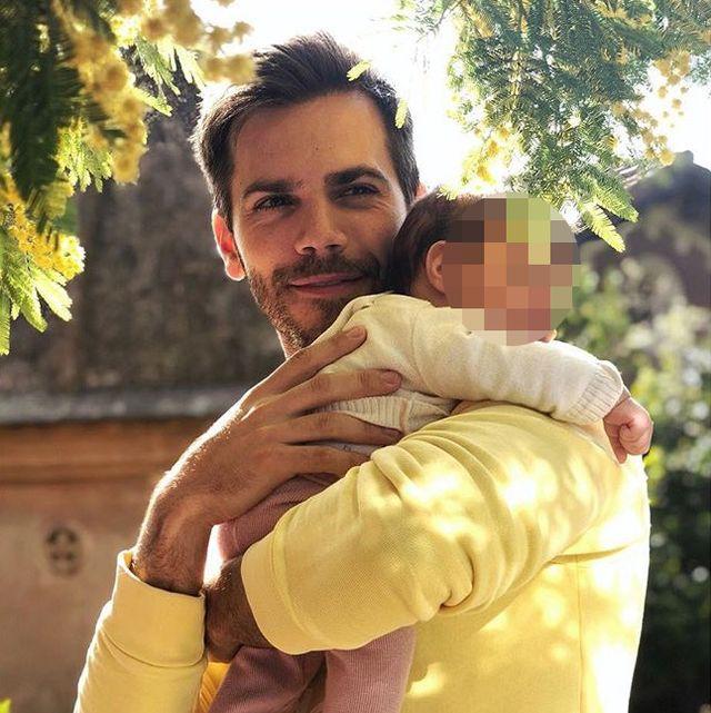 Marc Clotet de vacaciones en Venecia con su hija