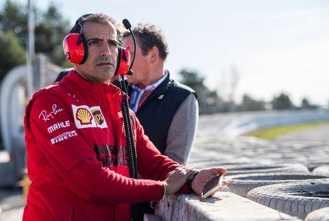 formula one winter test 2 barcelona