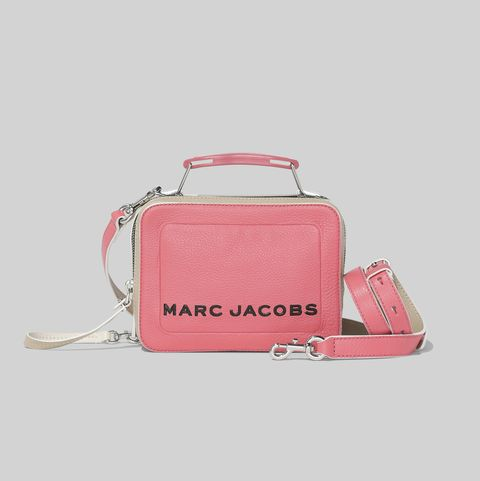 盤點粉紅色精品包