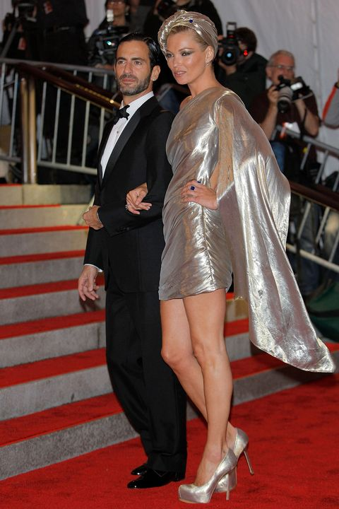 kate moss at the 2009 gala