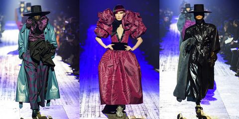 7fe6e49e 54 Looks From Marc Jacobs Fall 2018 NYFW Show – Marc Jacobs Runway ...