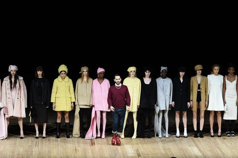 Marc Jacobs Fall 2020 Runway Show