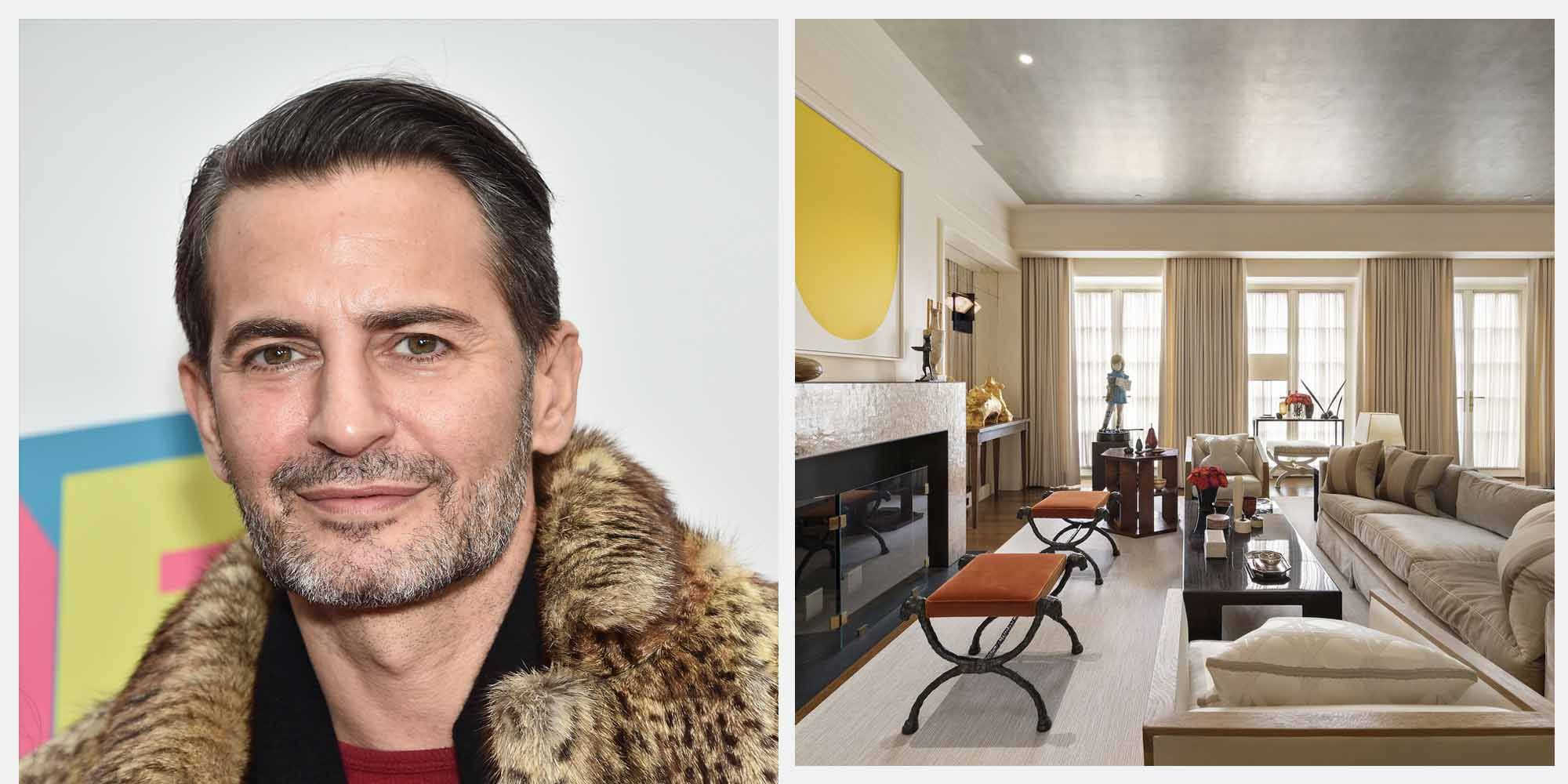 Marc Jacobs is Selling His NYC Townhouse for $16 Million