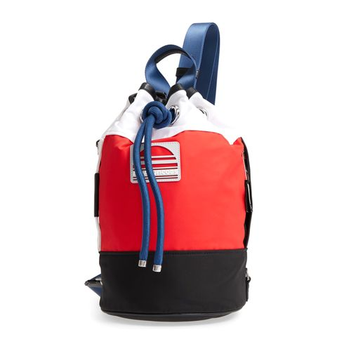marc jacobs sport sling backpack