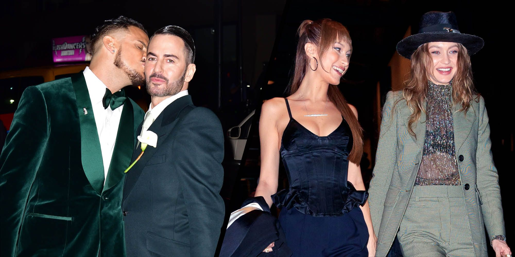 e0ea1cb84c Marc Jacobs and Char Defrancesco tie the knot in New York ceremony