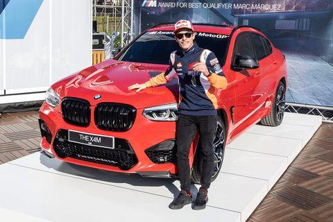 BMW X4 M Marc Márquez