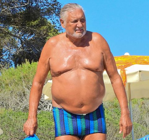 Marc Ostarcevic vacaciones Ibiza