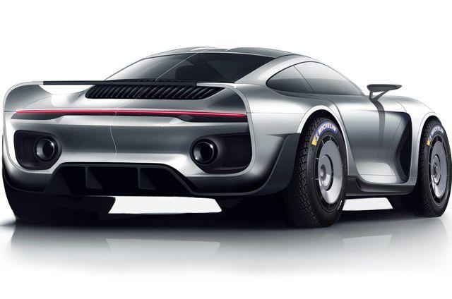 off road 911 prototype