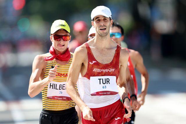 marc tur, 50 kilometros marcha, juegos olimpicos de tokio