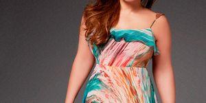 marca española vestidos invitada talla grande la musa