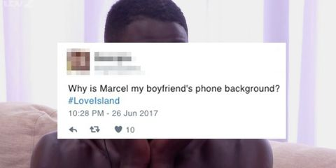 12 men who are far more emotionally invested in Love Island than they want to be
