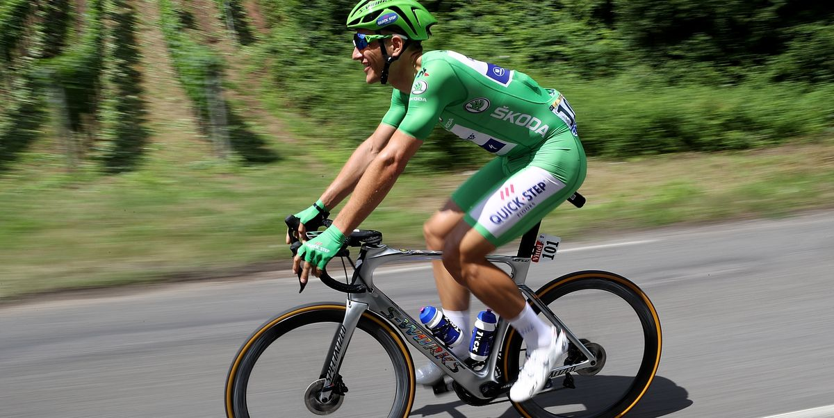The Strategy That Helped This Pro Sprinter Crush Serious Climbs in the Tour de France