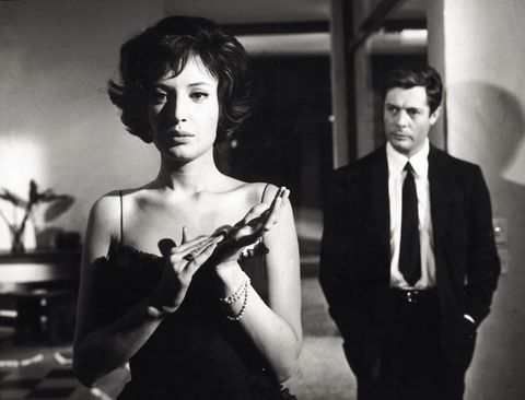 Photograph, Black-and-white, Snapshot, Film noir, Monochrome photography, Monochrome, Movie, Photography, Suit, Style,