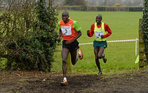 IAAF Antrim International Cross Country