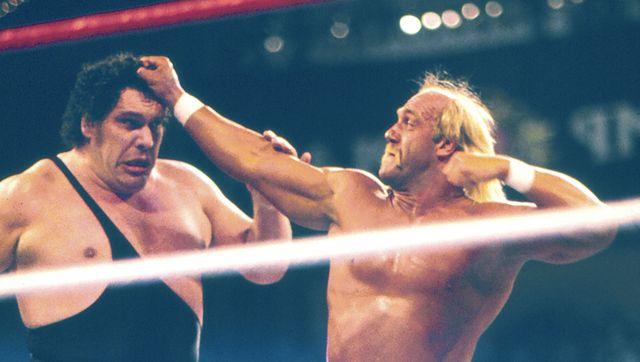 hulk hogan and andre the giant