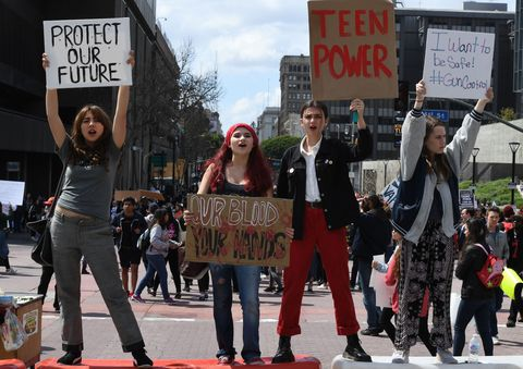 march for our lives Stati Uniti