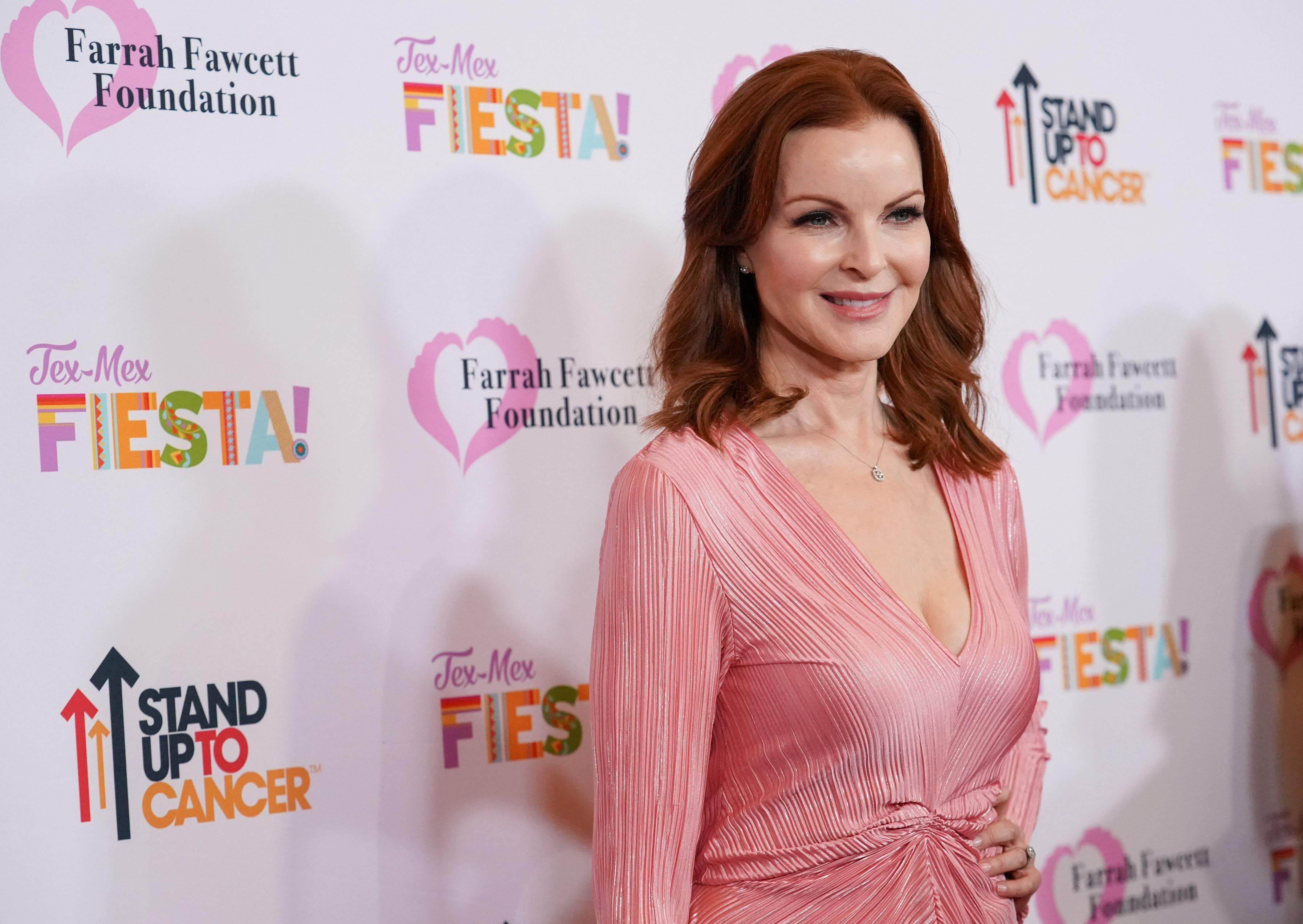 "Marcia Cross Decided to Talk About Anal Cancer Because ""Nobody Wants to Come Forward"""