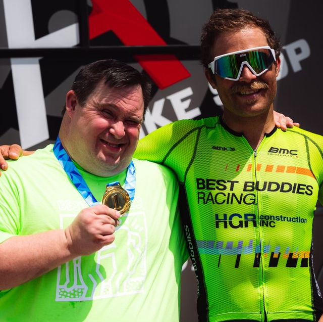 best buddies racing raises money to help people with intellectual and developmental disabilities