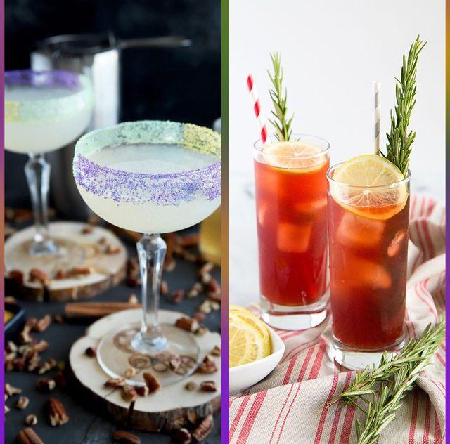 best mardi gras drinks