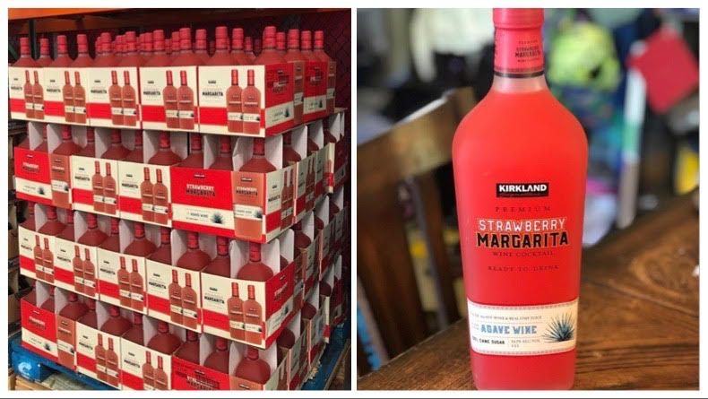 Costco S Ready To Drink Strawberry Margaritas Are An Essential Summer Drink