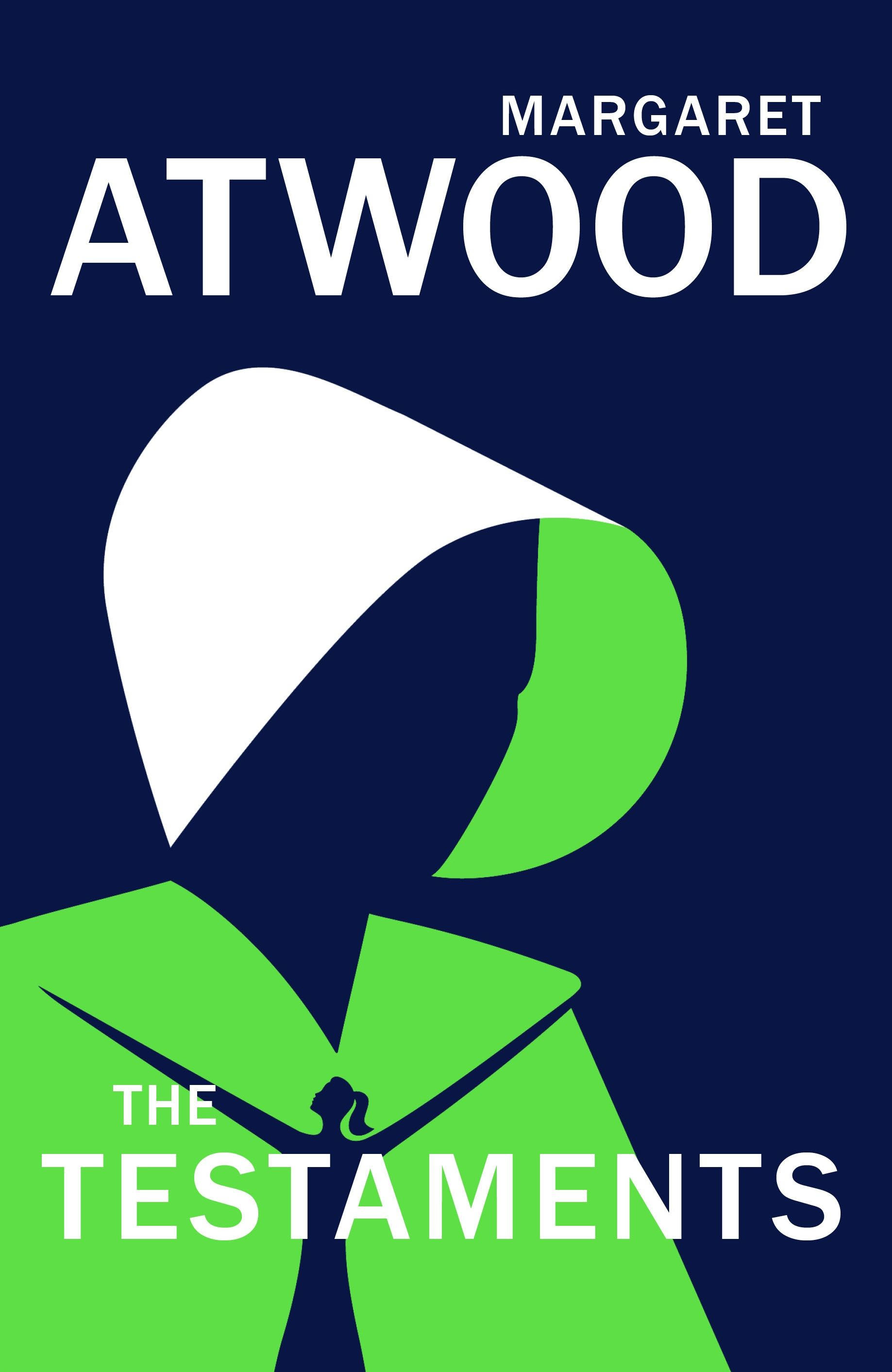 Margaret Atwood, The Testaments, cover