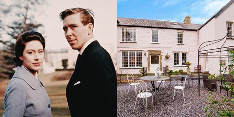princess margaret antony armstrong jones Plas Dinas Country House in Bontnewydd