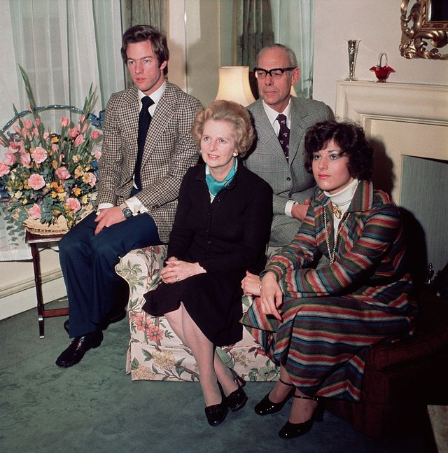 the thatcher family