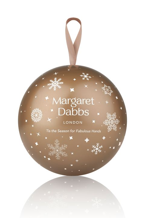 christmas beauty baubles