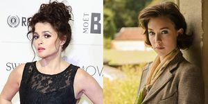 Helena Bonham Carter / Vanessa Kirby