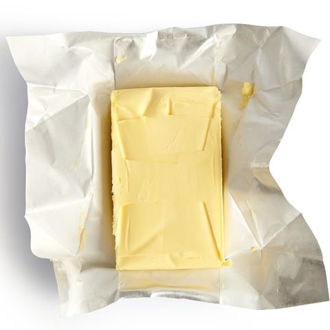 margarine on paper