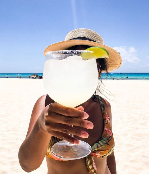 Vacation, Beach, Summer, Drink, Water, Sunglasses, Sand, Sea, Eyewear, Ocean,