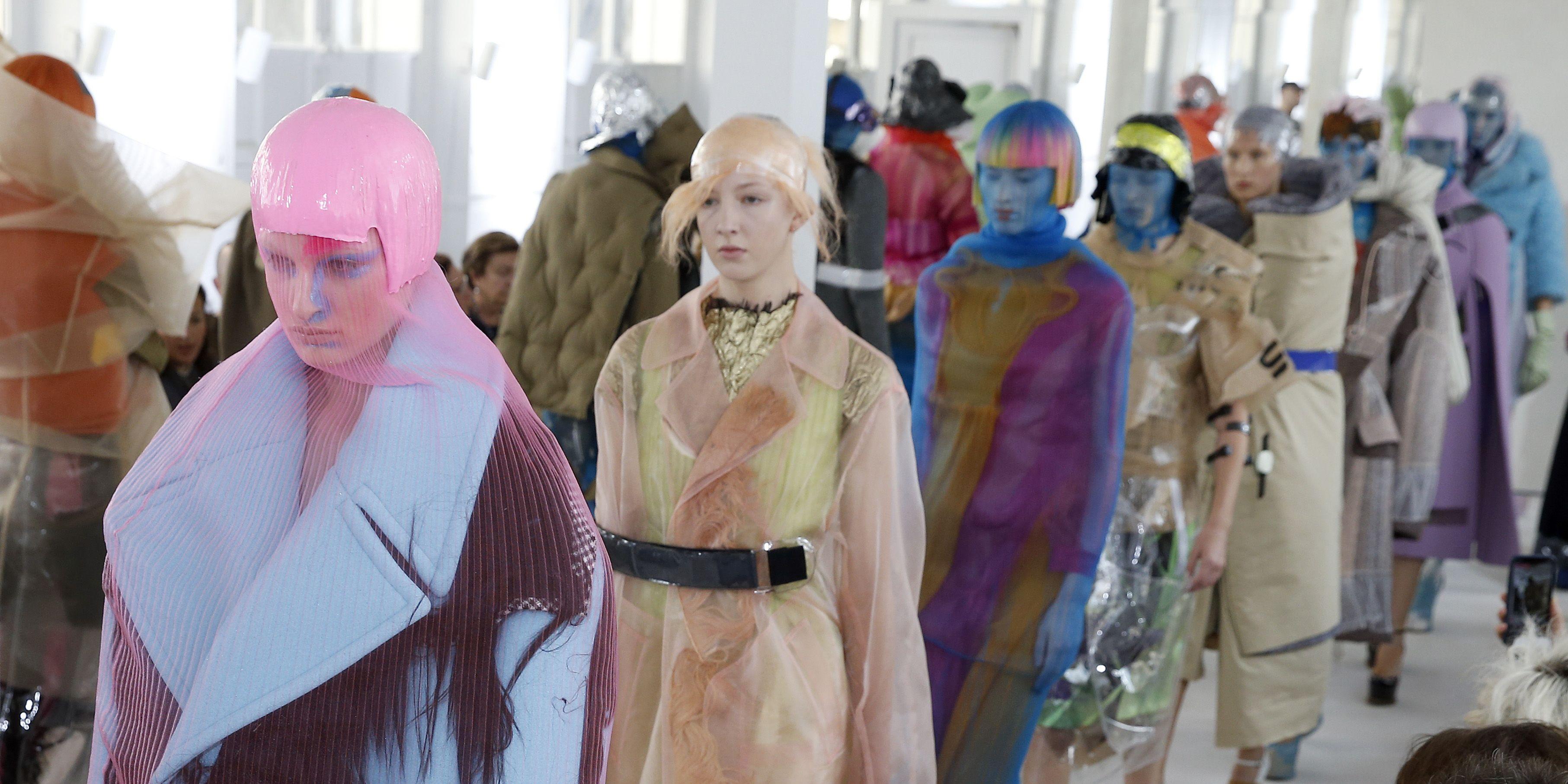 Margiela Fashion Week