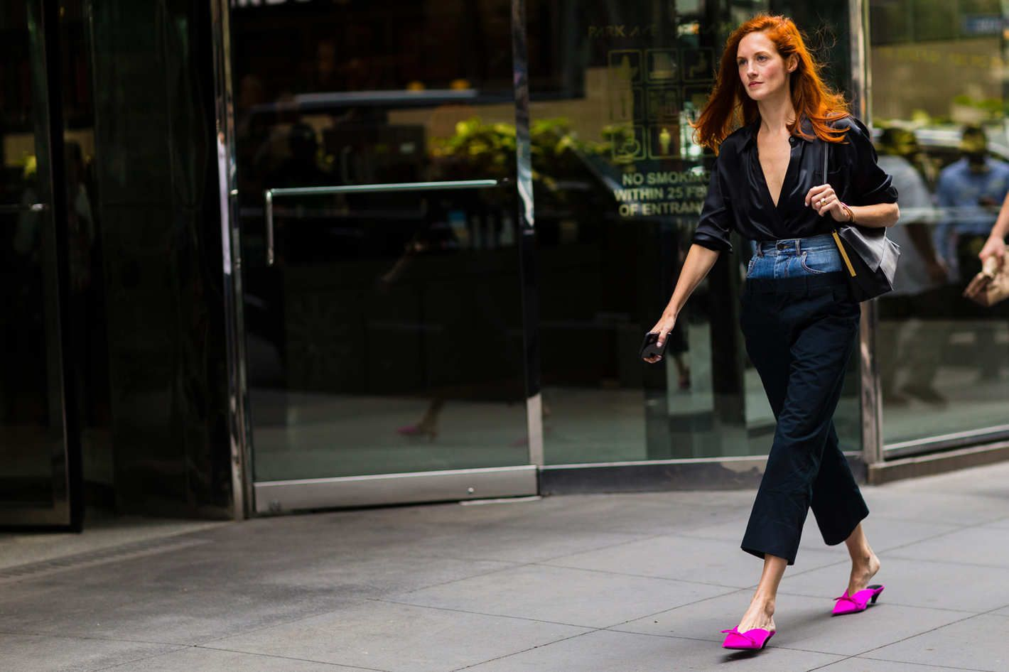 Taylor Tomasi Hill Street Style Margiela Pants