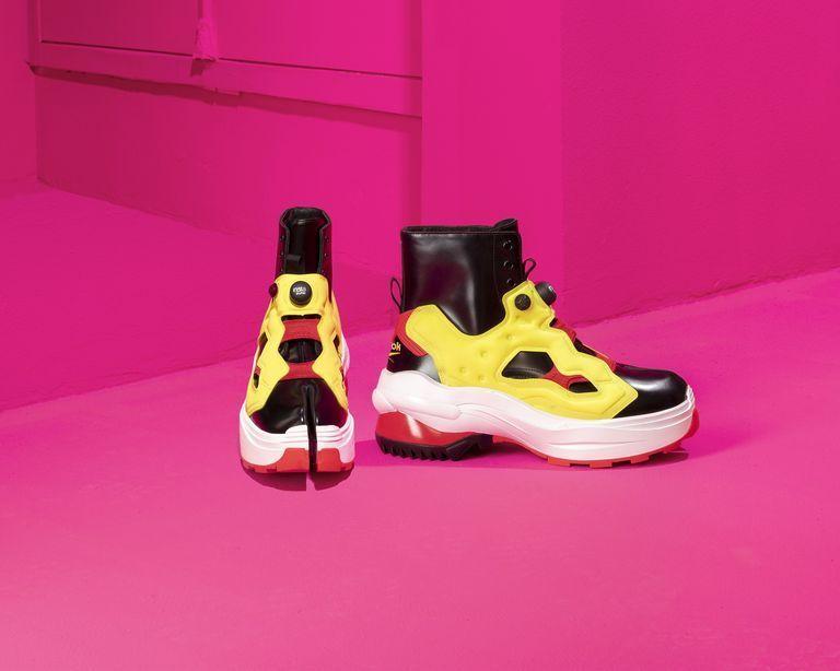 Margiela's Tabi Reebok Collab Is 2020's First Must-Have Sneaker