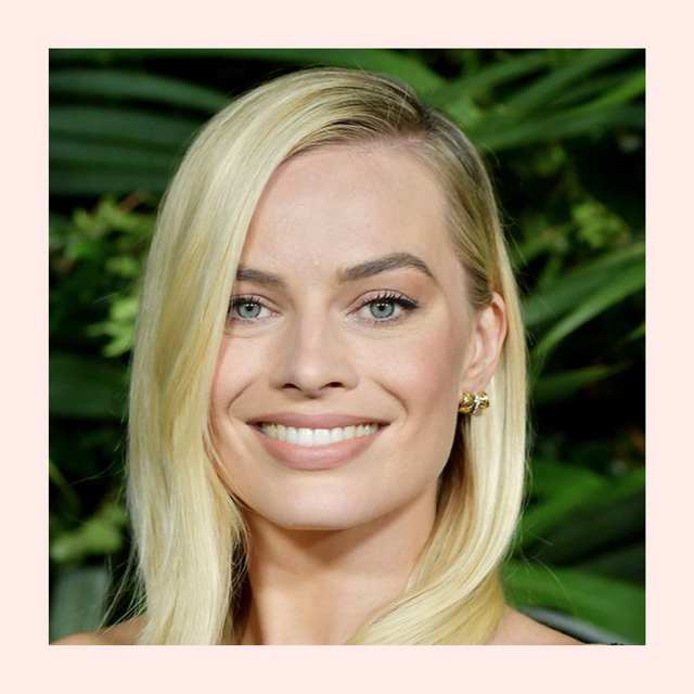 margot robbie's make up artist does facial ice plunges