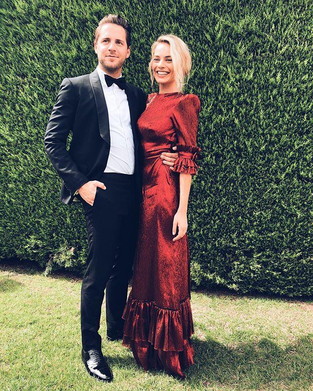 Margot Robbie Boyfriend 2017