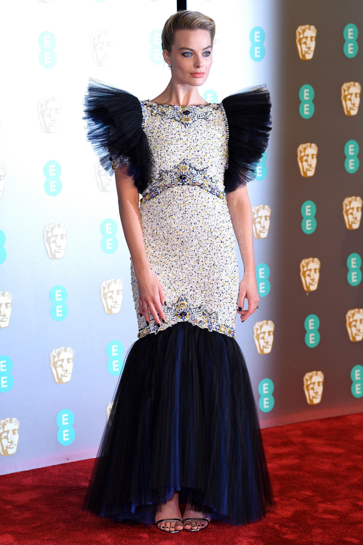 BAFTAs best dressed