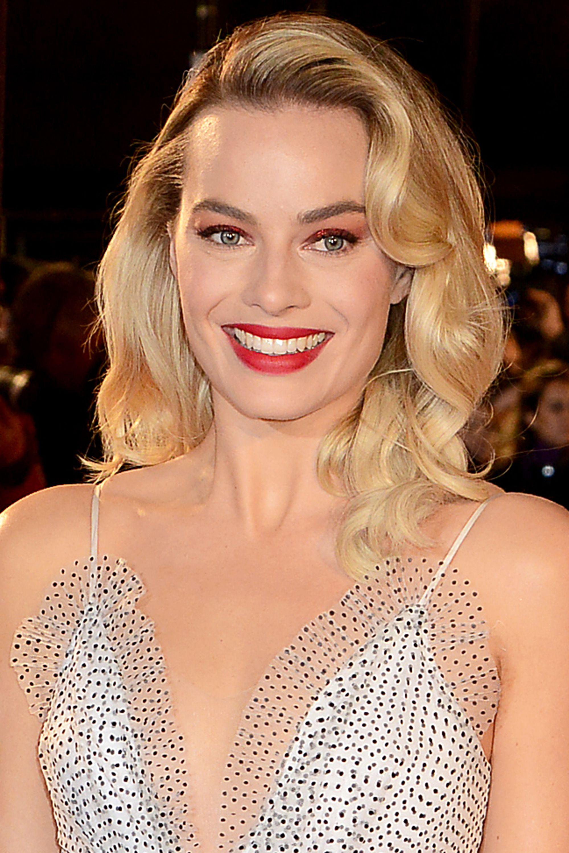Margot Robbie Beauty Muse