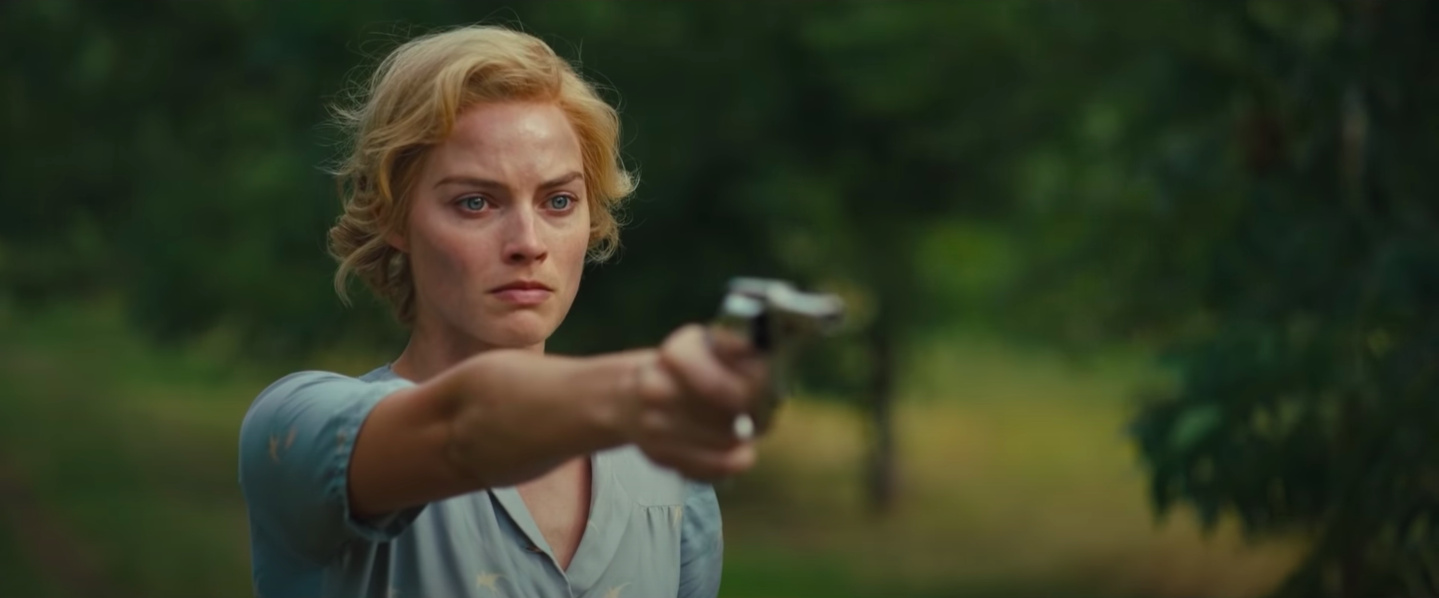 Dreamland trailer - Margot Robbie on the run as a fugitive bank robber