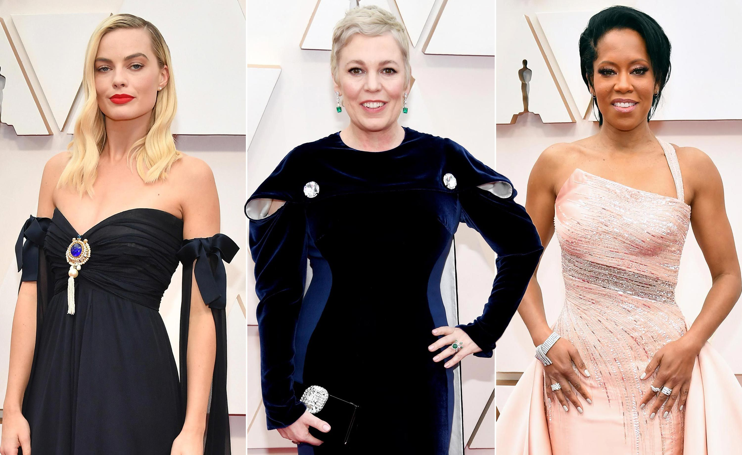 Oscars 2020 Celebrity Arrivals From The Red Carpet