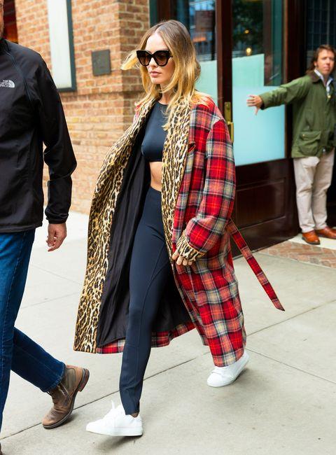 Celebrity Sightings In New York City - October 08, 2019