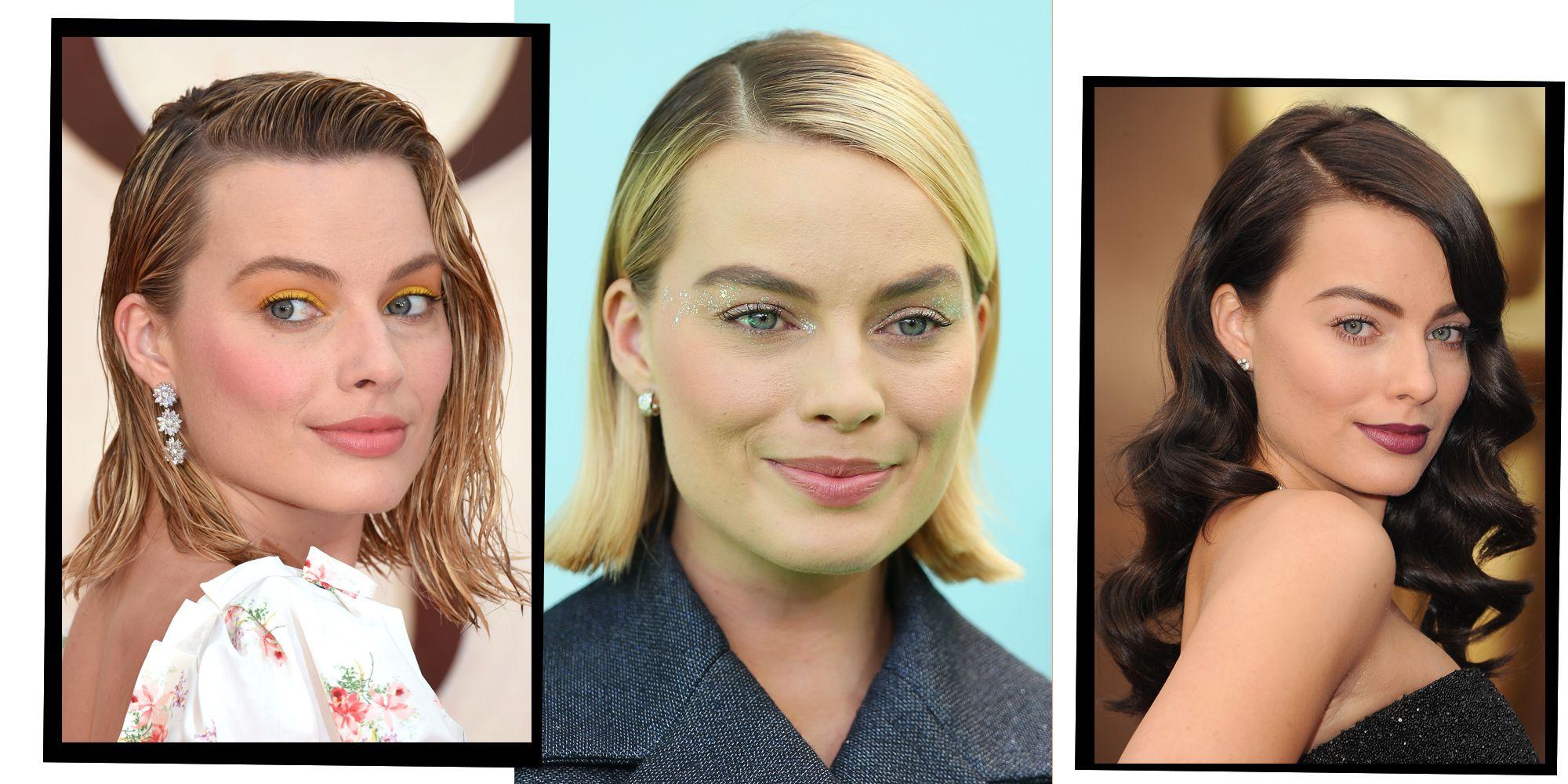 Margot Robbie's best hair and make-up