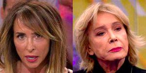 Mila Ximénez decepcionada con María Patiño