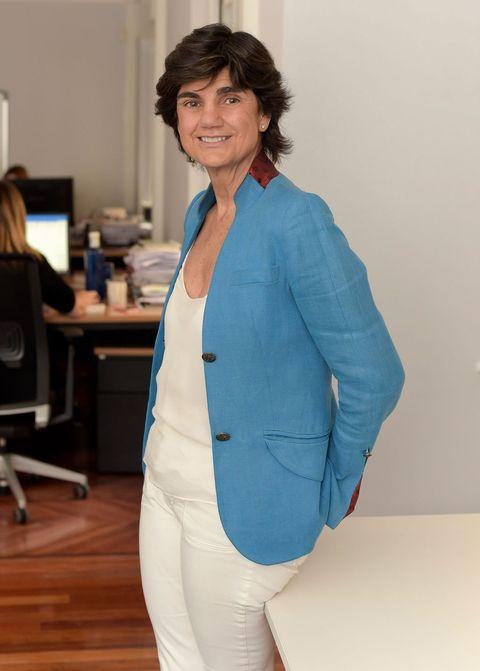 maría benjumea, fundadora y presidenta de spain startup