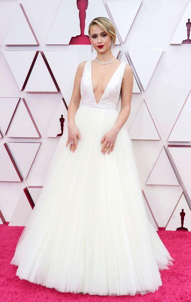 Maria Bakalova: The 'Borat' Star On Her Oscar Nomination And 'Guardian Angel' Sacha Baron Cohen