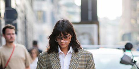 Street Style: September 20 - Milan Fashion Week Spring/Summer 2019