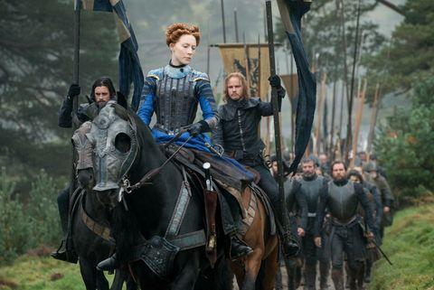 Maria regina di Scozia film: una clip esclusiva della pellicola ora al cinema
