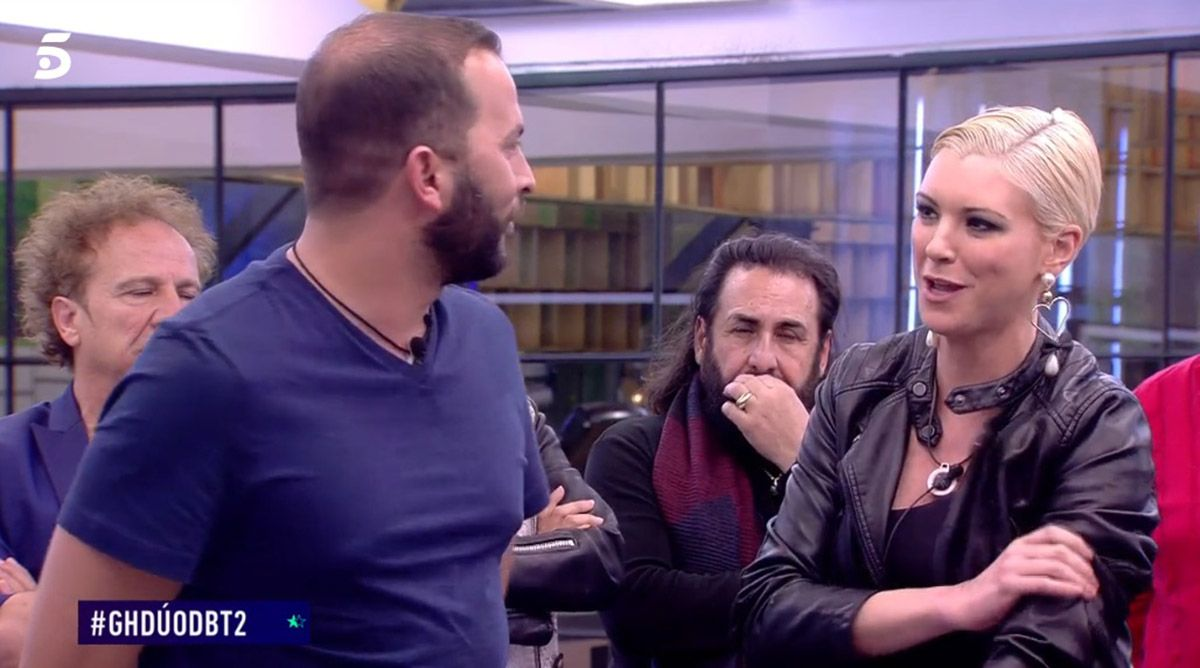 María Jesús Ruiz encuentra en Antonio Tejado a un nuevo enemigo