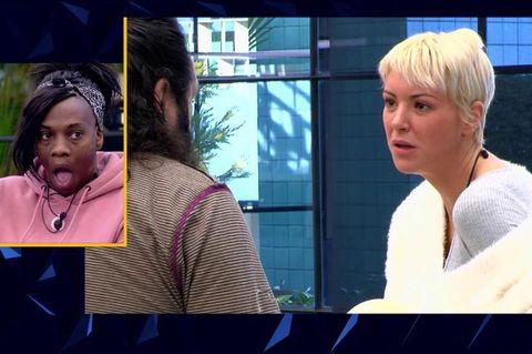 María Jesús Ruiz acusa a Julio Ruz de hacerle un amarra y amenaza con abandonar GH Dúo